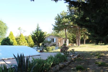 Maison calme    F3-45m²   proche MontpAgglo et Mer - Lavérune - Dům