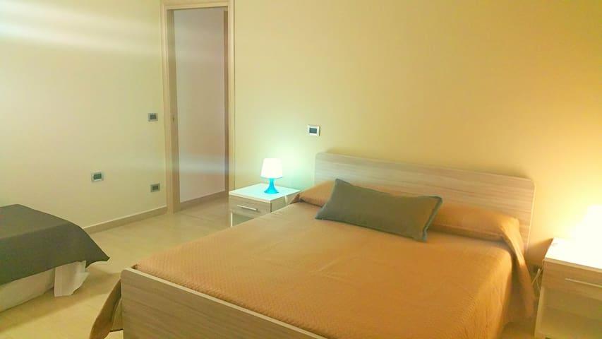 Ampio appartamento vicino al mare, con posto auto - Chianchitta-pallio - Apartament