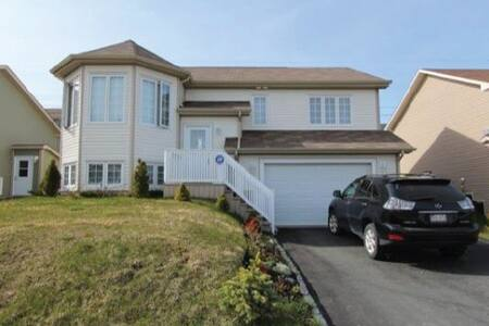 Bright, spacious, modern apartment, great location - St. John's - Byt