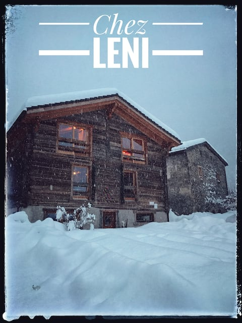 Chez Leni BnB, Chable near Verbier