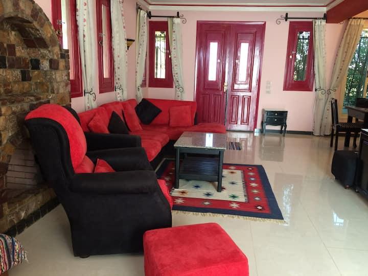 Villa Cook, Dahab