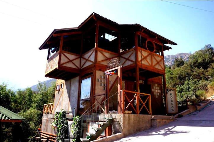 Habitación doble en Hostal Chikiyan