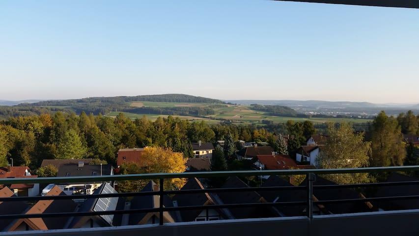 Wohnung Bergstadt