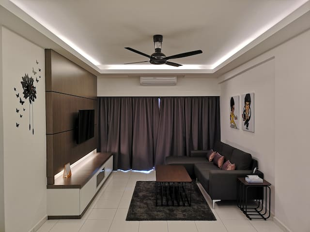 [New] Luxurious Condo & Comfortable stay 10-13 pax