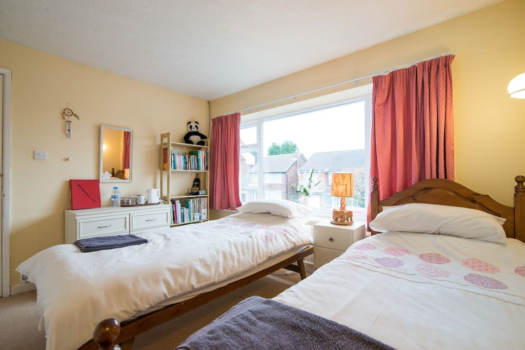 Room For Rent Near Manchester Airport