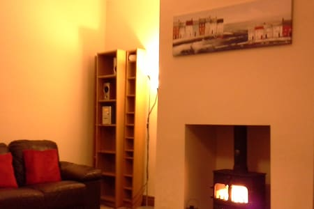Cosy 2 bedroom house with lovely wood burner - Morpeth - Ház