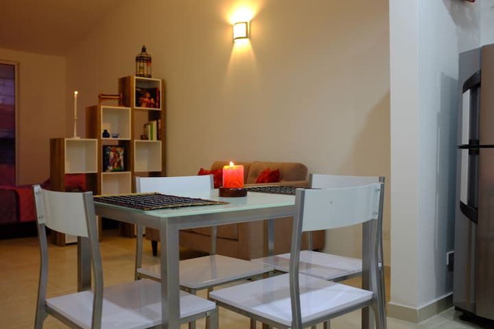 Beautiful Studio Apartment in Colseguros