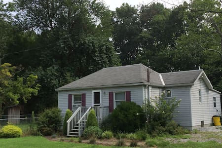 Yellow Breeches Cottage - Dog Friendly - Mechanicsburg - バンガロー