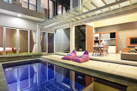 Cozy 1BR Pool Villa at Nusa Dua - South Kuta