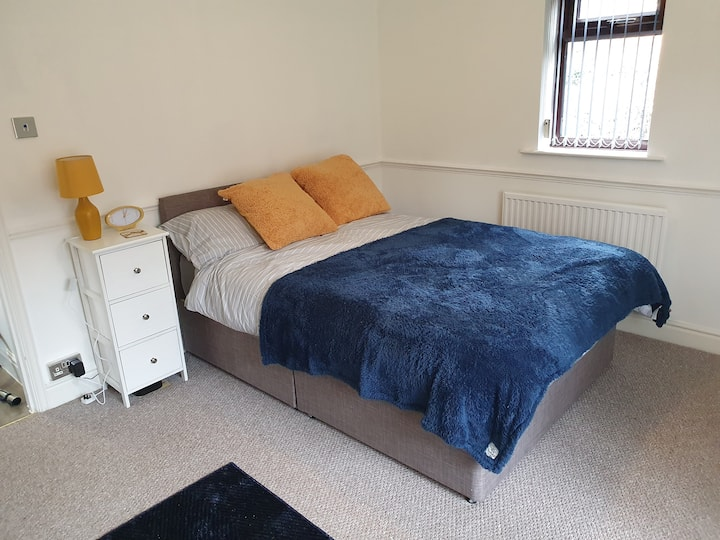 Studio Flat Near Norwich Station - Private Parking