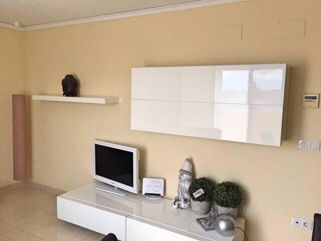 Cosy apartment in Almazora - Almazora - Apartamento