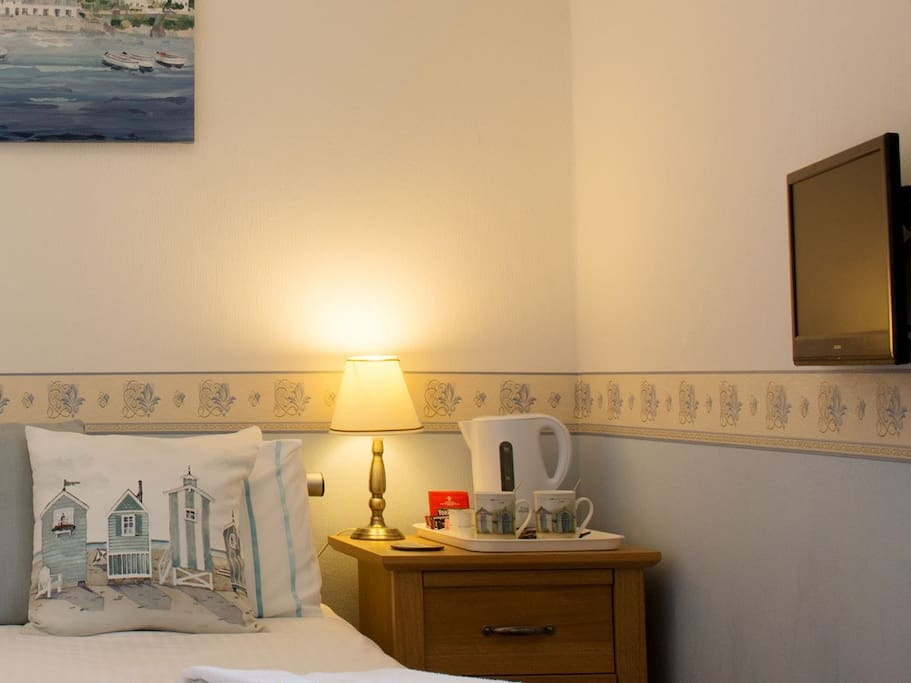 Room 3 Double with Ensuite and Tea / Coffee facilities