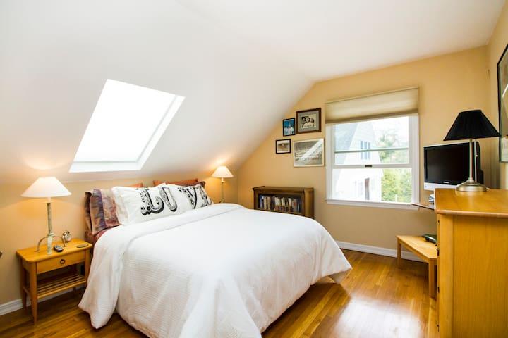Rear Bedroom #2