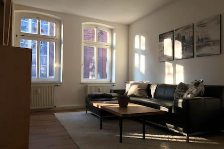 Helle Wohnung in der Altstadt - Haltern am See - Huoneisto