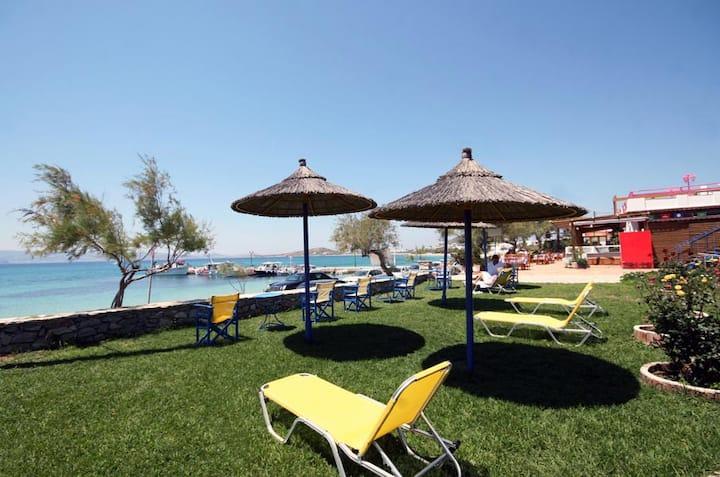 Double room, Agia Anna hotel, Agia Anna,Naxos