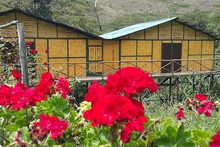 Salkantay: Eco lodge near Machu Picchu