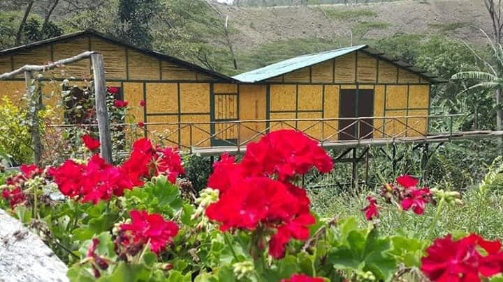 Salkantay: Eco lodge near Machu Picchu