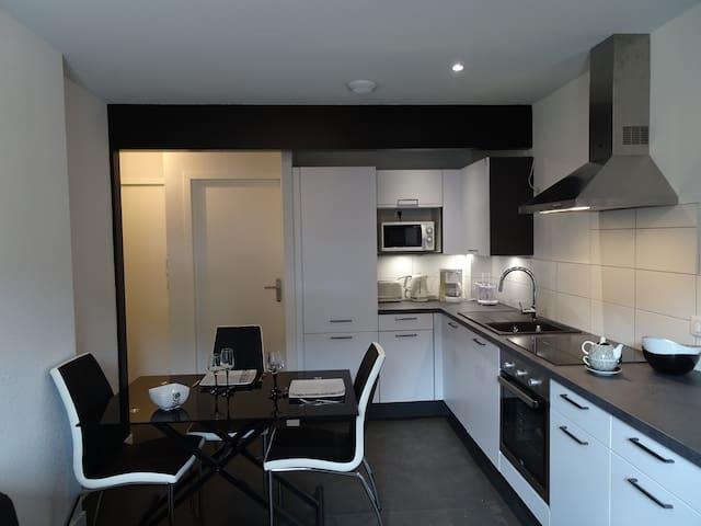 Appartement 33m2 pour 2 personnes à La Bresse (88)
