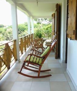 Séjour authentique en Guadeloupe - Morne-À-l'Eau - Hus