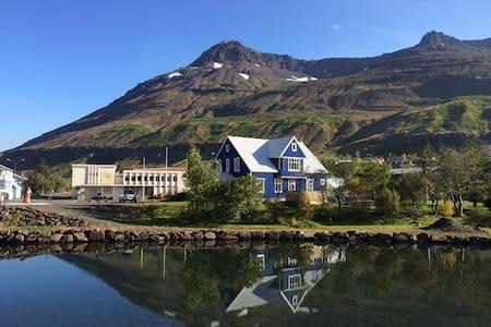 Room with a river view - Seyðisfjörður