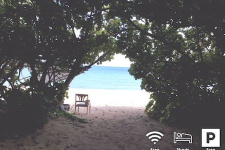 Free-Wifi・沖縄・美しい海まで10分 - Talo