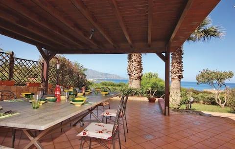 villa per vacanza /mare e relax / lavoro da remoto