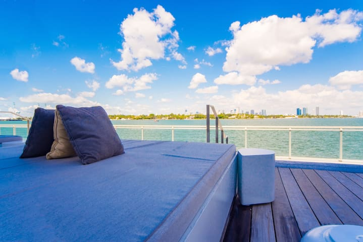 Luxury Hotel Water View Studio- Best Price! - Miami Beach