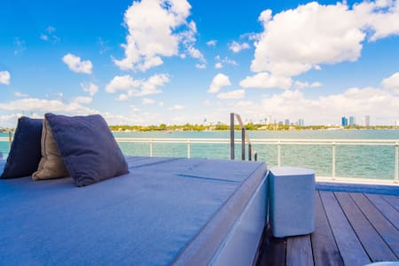 Luxury Hotel Water View Studio- Best Price! - Miami Beach - Apartament