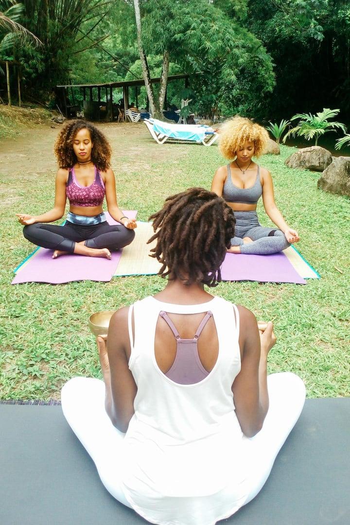 SE Yoga en pleine Nature