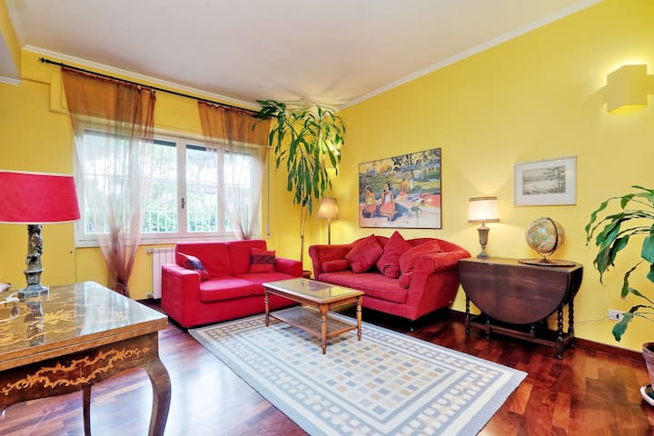 Beautiful,close to EUR nbhood 80724 - Rom - Wohnung