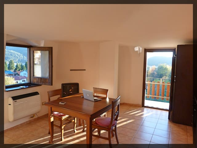 Residence Lago Sila - Lorica - Appartement