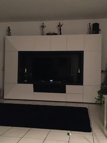 Maisonette Wohnung in Bestlage z. Rhein/MZ/WI
