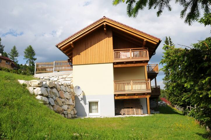 "Vacanze in Carinzia ""Haus  Andreas 3"""