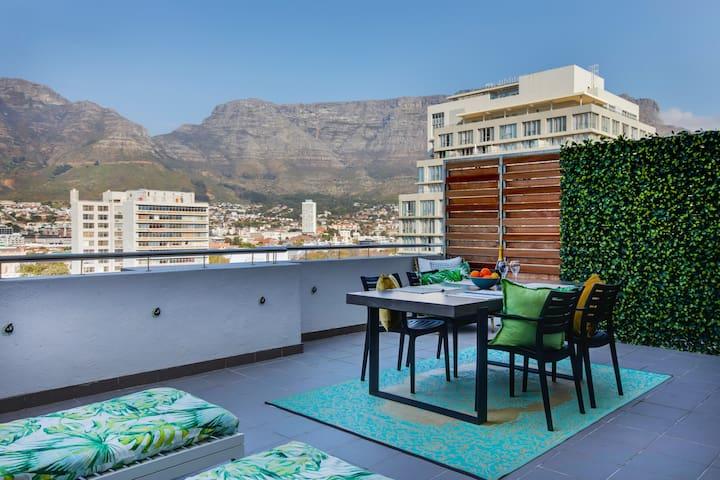 Balcony View Table Mountain