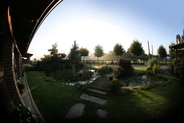 Raffinata casa di campagna - Cercenasco - Bed & Breakfast
