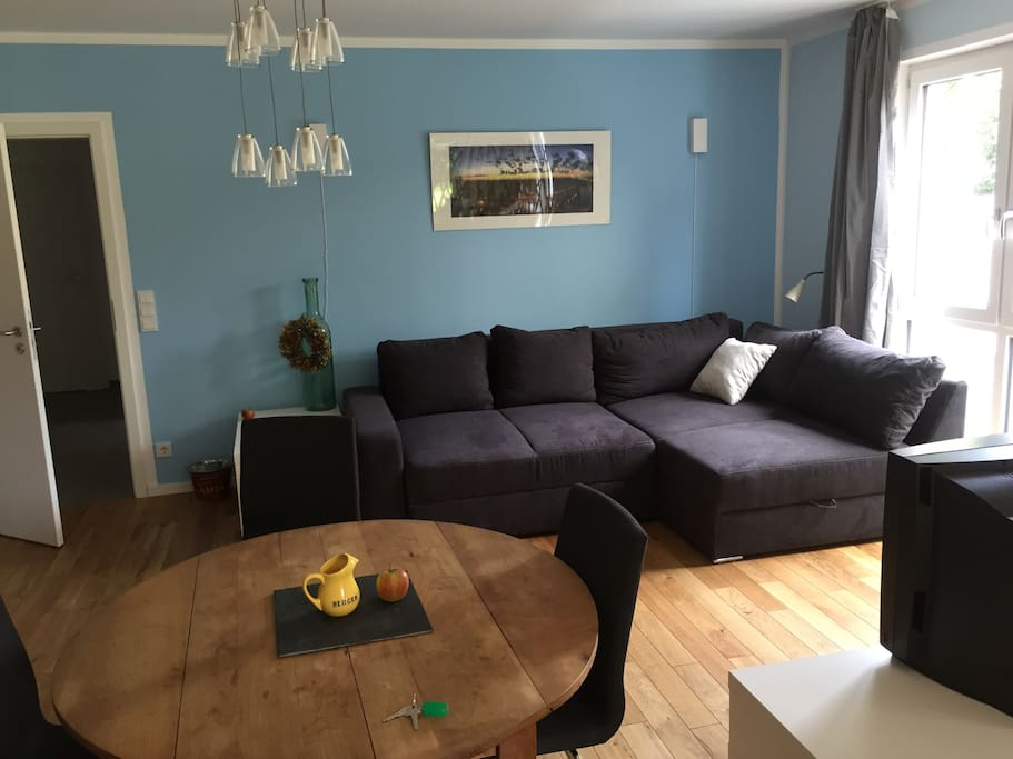 Neue Couch, neues Apartment - new couch and apartment