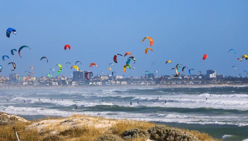 Blouberg Kite Surfer Heaven