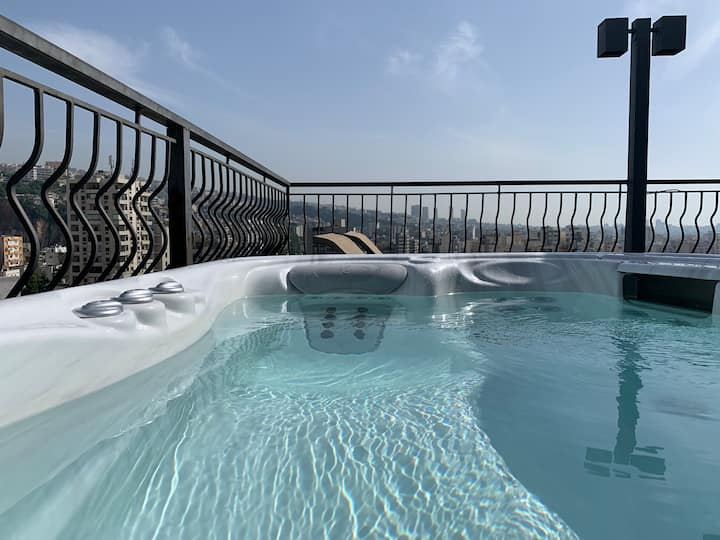Acapulco penthouse