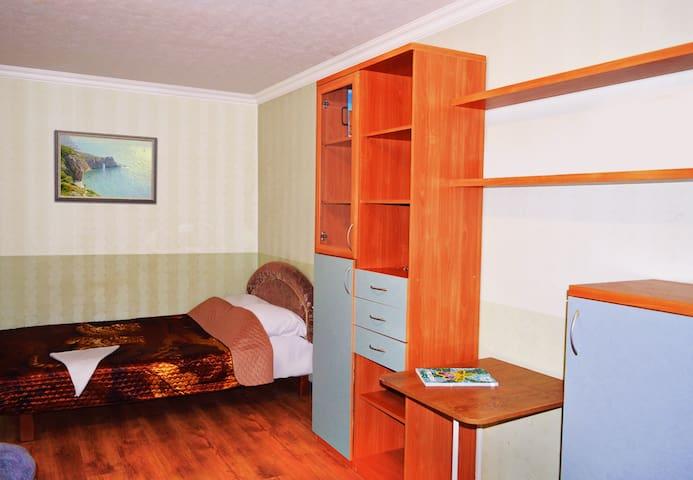 Уютная светлая квартира в центре города - Rostov-on-Don - Daire
