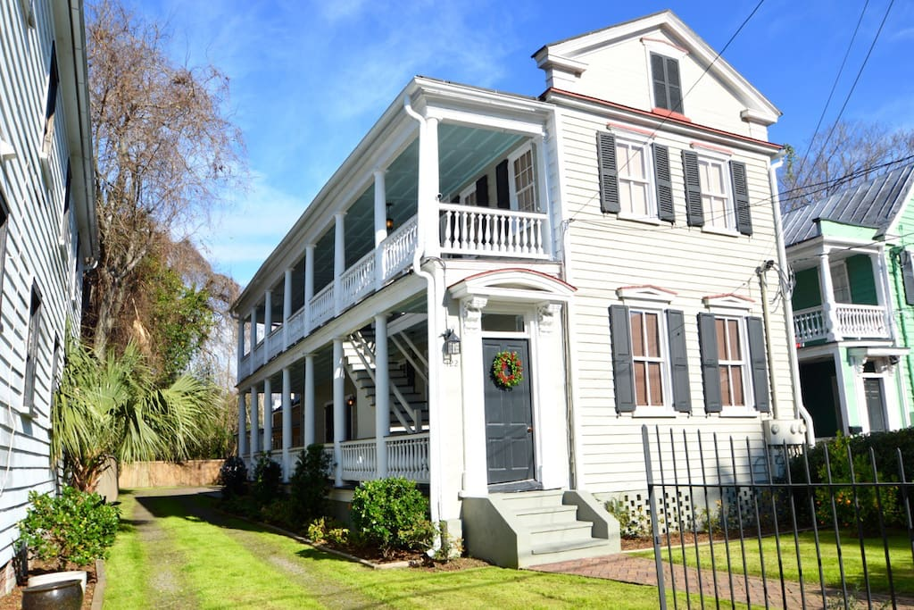 Historic Charleston Apartment Flats For Rent In Charleston South Carolina United States