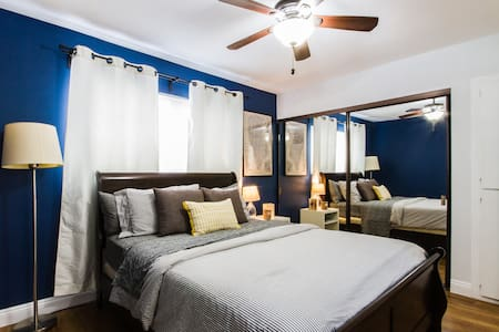 Rad Bedroom Near South Coast & Miles Square - Fountain Valley - House