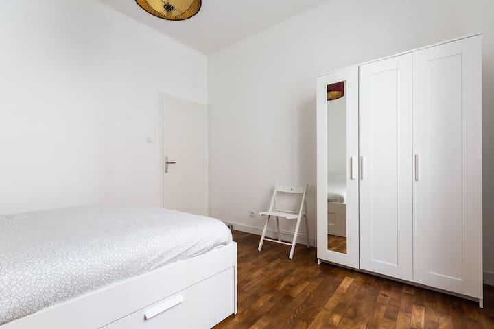 Superbe Appart 3 belles chambres Coeur de Grenoble