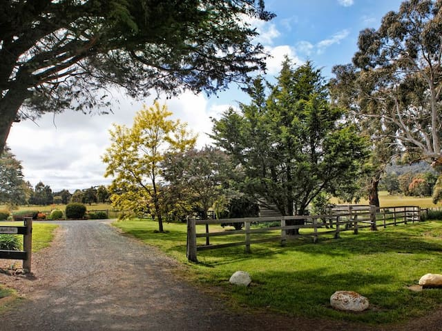 58 Acres Farm Stay @ Hanging Rock