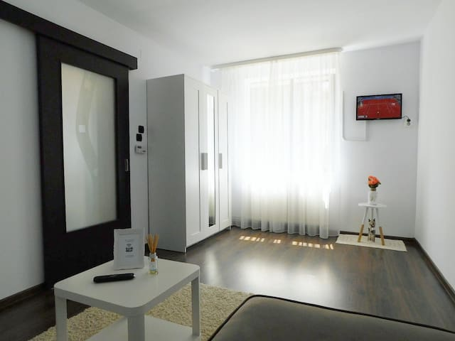 Spacious Old Town Studio In The Heart Of The City