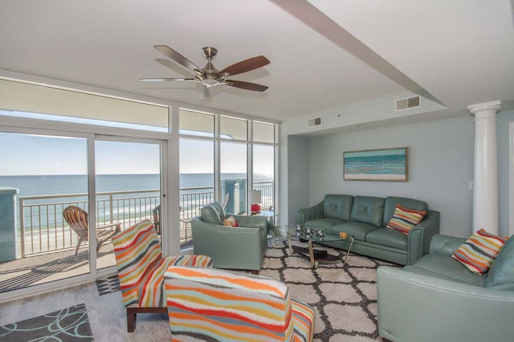 Ocean Blue Resort 501; 5bd 4bth, Ocean Front in MB
