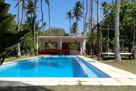 Vila Lagosta No Abacaxi - Paradise 15KM from Jeri - Preá - บ้าน