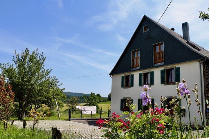 """Ferme du Schoultzbach - Gîte """"Chez Valentin"""""""