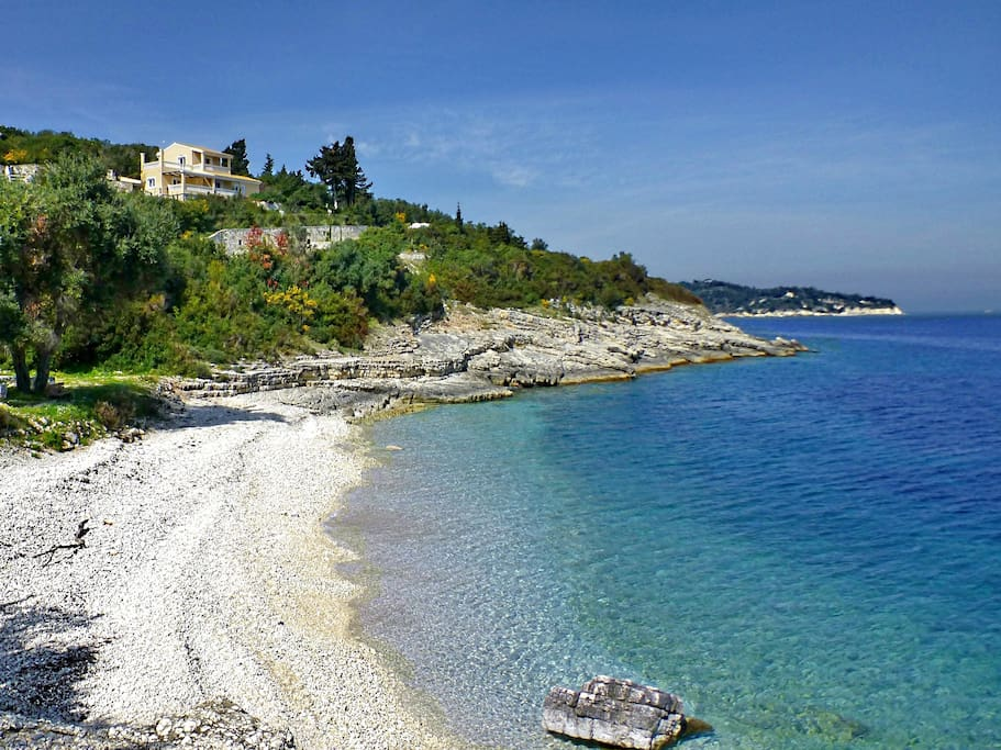 Kloni Gouli Beach and Villa Kalypso