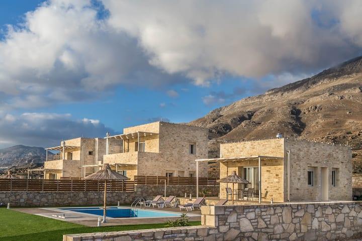 Anatoli villa with Pool in Triopetra