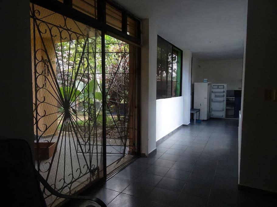 Entrada / Entrance / Entrée